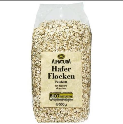 Yến Mạch Đức Alnatura Hafer Flocken 500G