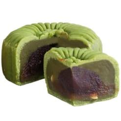 Bánh trung thu Trà xanh & Đậu đỏ Azuki TAITHONG
