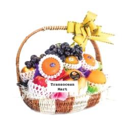 Giỏ quà trái cây số 02