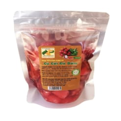Gói củ cải đỏ dầm Đà Lạt