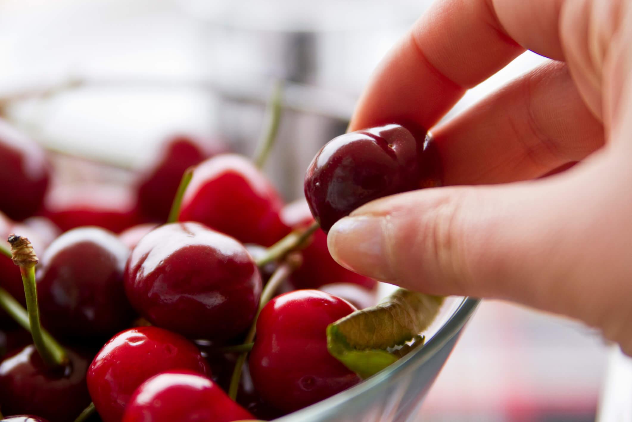 Cherry có chứa nhiều chất cần thiết cho cơ thể con người