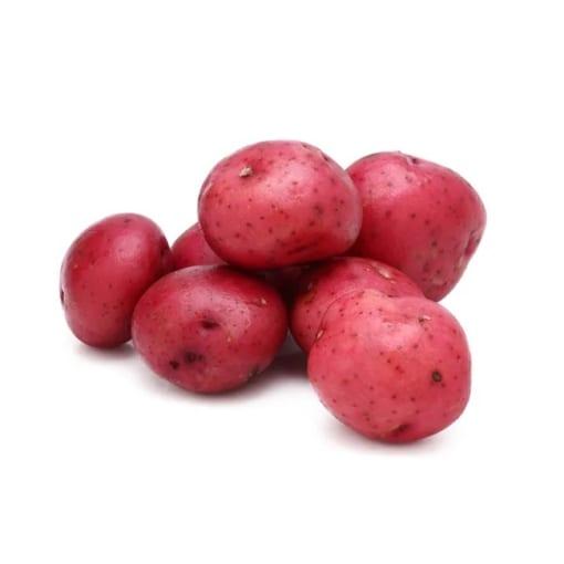 khoai tây hồng