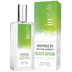 Instyle Fragrances | Inspired by Yves Saint Laurent's Black Opium 100ml
